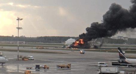 Φονική πυρκαγιά με έναν νεκρό σε αεροσκάφος