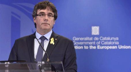 Ο Πουτζδεμόν μπορεί να θέσει υποψηφιότητα στις ευρωεκλογές