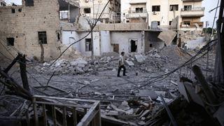 Εκτός λειτουργίας δύο νοσοκομεία στην επαρχία Ιντλίμπ μετά από σφοδρούς βομβαρδισμούς