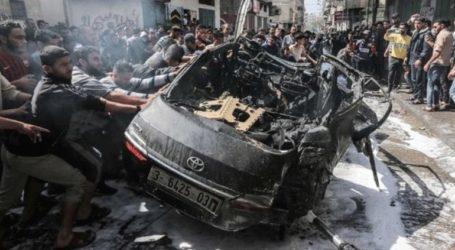 Νεκροί τρεις Παλαιστίνιοι από βομβαρδισμούς των ισραηλινών δυνάμεων