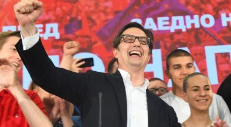 Ο Στέβο Πεντάροφσκι νικητής των προεδρικών εκλογών