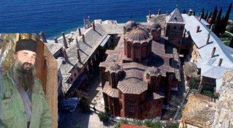 Εκοιμήθη ο μοναχός Απολλώ, οικονόμος της Ι. Μ. Δοχειαρίου του Αγίου Όρους
