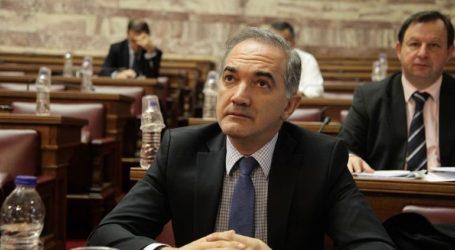 Προθεσμία για τις 3 Ιουνίου έλαβε ο Μ. Σαλμάς για την υπόθεση των αρθροσκοπήσεων