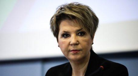 Στον Έβρο η υπουργός Προστασίας του Πολίτη, Όλγα Γεροβασίλη