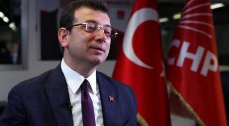 Ο Εκρέμ Ιμάμογλου περιμένει την επίσημη ανακοίνωση του Ανωτάτου Εκλογικού Συμβουλίου