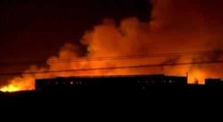48 νεκροί και 68 τραυματίες από πυρκαγιά