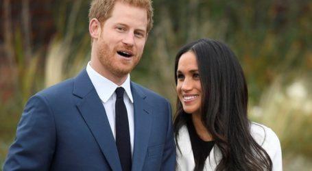 Η στιγμή που τα Ανάκτορα ανακοινώνουν τη γέννηση του γιου του πρίγκιπα Χάρι και της Μέγκαν
