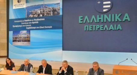 Τα ΕΛΠΕ ενδιαφέρονται σταθερά για την αγορά φυσικού αερίου