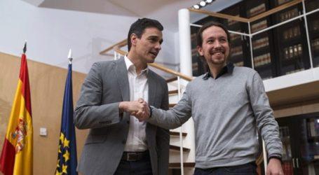 Το Podemos αισιοδοξεί για συμφωνία με τους Σοσιαλιστές