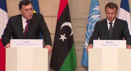 Συνάντηση Μακρόν με τον πρωθυπουργό της Λιβύης σήμερα στο Παρίσι