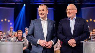 Γερμανία: Τηλεμαχία Βέμπερ – Τίμερμανς ενόψει ευρωεκλογών