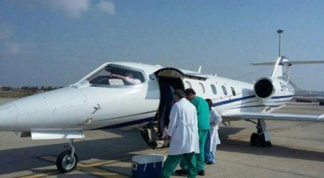 Μεταφορά μοσχευμάτων από την Κύπρο στη Θεσσαλονίκη με αεροσκάφος της Π. Α.