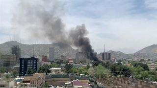 Τουλάχιστον πέντε νεκροί από επίθεση Ταλιμπάν σε ΜΚΟ στο κέντρο της Καμπούλ