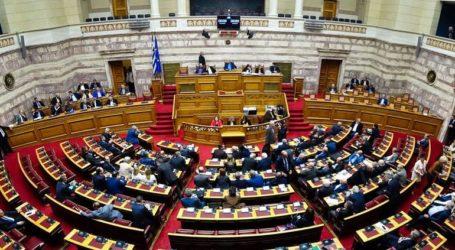 Live-Βουλή: Η συζήτηση για την ψήφο εμπιστοσύνης