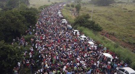 Ξεπέρασαν τους 100.000 οι μετανάστες που συνελήφθησαν στα σύνορα με το Μεξικό τον Απρίλιο