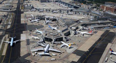 Προσωρινή διακοπή της κυκλοφορίας πάνω από το αεροδρόμιο της Φρανκφούρτης εξαιτίας ενός drone