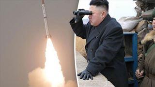 Η Βόρεια Κορέα εκτόξευσε δύο μικρού βεληνεκούς πυραύλους
