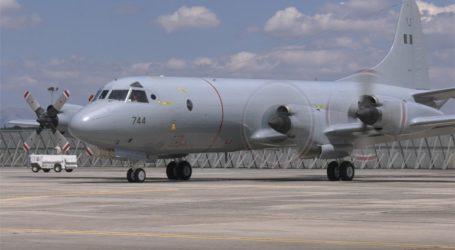 Δείτε το αναβαθμισμένο αεροσκάφος του Πολεμικού Ναυτικού Ρ-3Β εν πτήσει