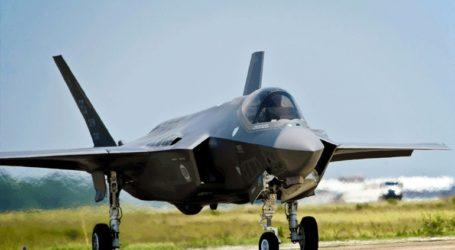 Κατατέθηκε ν/σ που «παγώνει» την παράδοση των F-35 στην Τουρκία