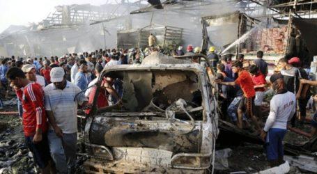 Τουλάχιστον οκτώ νεκροί από επίθεση βομβιστή καμικάζι σε αγορά στη Βαγδάτη