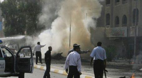 Το Ισλαμικό Κράτος ανέλαβε την ευθύνη για μια έκρηξη στη Βαγδάτη