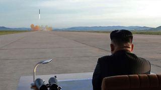 Δοκιμή οπλικού συστήματος μεγάλου βεληνεκούς στη Βόρεια Κορέα