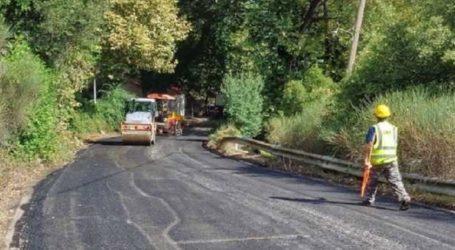 Έργα βελτίωσης στον οδικό άξονα Βρυσών – Χώρας Σφακίων