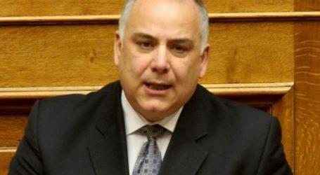 Ο βουλευτής της Ένωσης Κεντρώων Γιάννης Σαρίδης έδωσε ψήφο εμπιστοσύνης στην κυβέρνηση