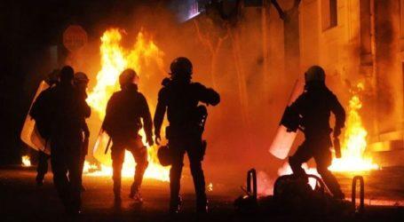 Επιθέσεις με μολότοφ εναντίον αστυνομικών δυνάμεων στα Εξάρχεια