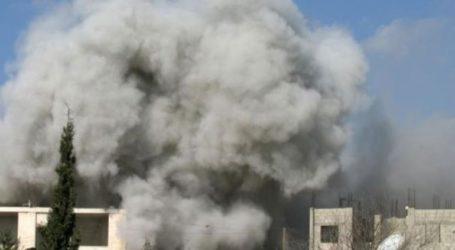 Οκτώ παιδιά σκοτώθηκαν από την έκρηξη βόμβας που είχε τοποθετηθεί σε δρόμο