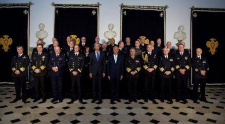 """Συμμετοχή του Πολεμικού Ναυτικού στη Σύνοδο Αρχηγών Ευρωπαϊκών Ναυτικών """"CHENS 2019"""""""