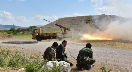 Οι κυβερνητικές δυνάμεις προέλασαν σε θύλακα των αντικαθεστωτικών στις επαρχίες Χάμα και Ιντλίμπ