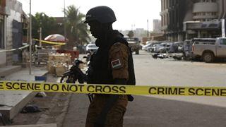 Επίθεση ενόπλων σε εκκλησία στη Μπουρκίνα Φάσο