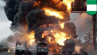 76 νεκροί από έκρηξη βυτιοφόρου