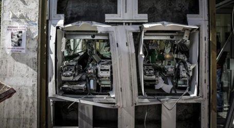 Μπαράζ εκρήξεων σε ΑΤΜ τα ξημερώματα