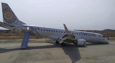 Χειριστής προσγείωσε επιβατηγό αεροσκάφος χωρίς τις μπροστινές ρόδες