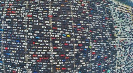 Υποχώρησαν οι πωλήσεις αυτοκινήτων στην Κίνα