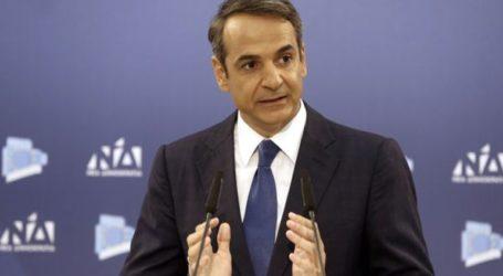 «Ο κ. Τσίπρας λέει ψέματα επτά μέρες την εβδομάδα και θα πει ακόμη περισσότερα μέχρι τις 26 Μαΐου»