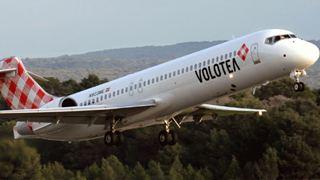 """Νέοι προορισμοί για την """"Volotea"""" από την Αθήνα"""