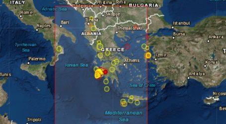 Σεισμός 4R στην Ηλεία