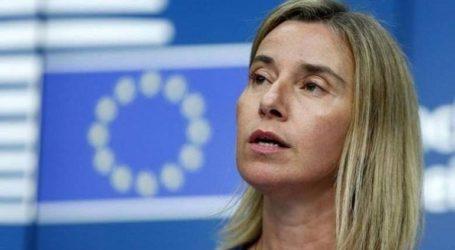 Την προειδοποίηση της ΕΕ προς την Τουρκία επανέλαβε η Φεντερίκα Μογκερίνι