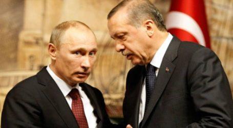 Ερντογάν προς Πούτιν: Τα πλήγματα στην Ιντλίμπ πλήττουν τη συνεργασία Τουρκίας