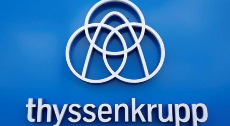 Ζημιές στο β΄ τρίμηνο για την ThyssenKrupp