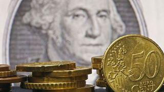 Η ενδεικτική τιμή για την ισοτιμία ευρώ/δολαρίου διαμορφώθηκε στα 1,1246 δολ.