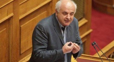 Καραθανασόπουλος: «Οι συνταξιούχοι παλεύουν για επιστροφή των κλεμμένων, όχι για τη 13η σύνταξη