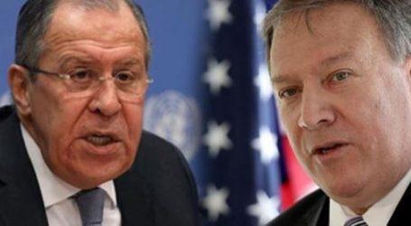 Λαβρόφ και Πομπέο συμφώνησαν να αναλάβουν πρωτοβουλίες για την εξομάλυνση των σχέσεων