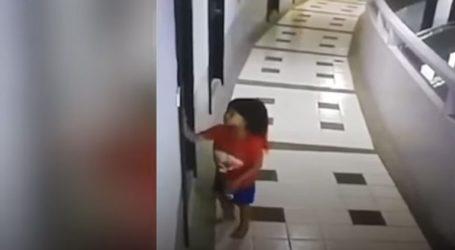5χρονη υπνοβατεί και πέφτει από τον 11ο όροφο ξενοδοχείου