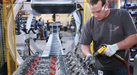 Πτώση της βιομηχανικής παραγωγής τον Απρίλιο