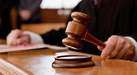 Καταδίκη 80χρονου για αντίσταση κατά αστυνομικών σε διαμαρτυρία κατά της εξόρυξης χρυσού