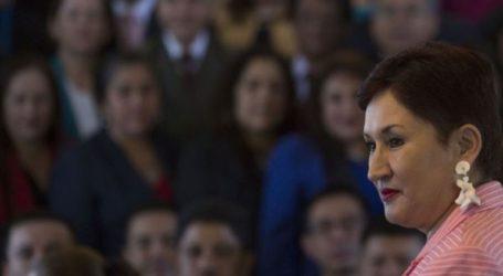 Το Συνταγματικό Δικαστήριο δεν επιτρέπει στη Θέλμα Αλντάνα να διεκδικήσει την προεδρία